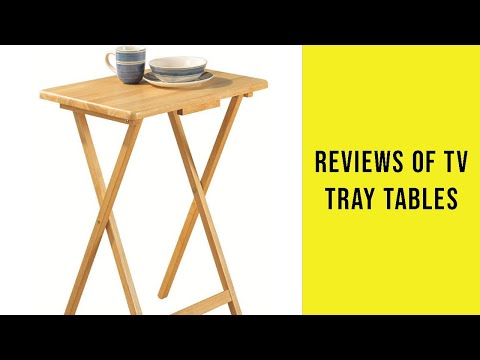 Reviews of Tv Tray Tables - Top Tv Tray Tables