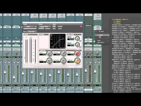 5 Minutes To A Better Mix II: Sidechain Compression - TheRecordingRevolution.com