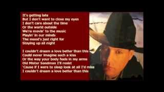 Watch John Michael Montgomery I Couldnt Dream video