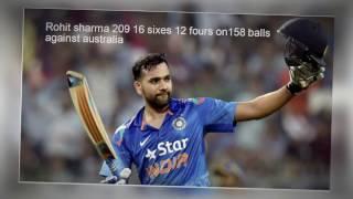 top 10 highest individual run scorer in odi cricket