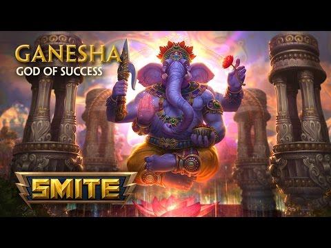 SMITE – God Reveal – Ganesha, God of Success