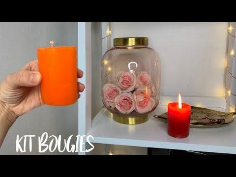 comment faire ses bougies soi m me facilement diy bougies reva ytb youtube. Black Bedroom Furniture Sets. Home Design Ideas