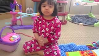 Picnic Prayer - vlog Thumbnail