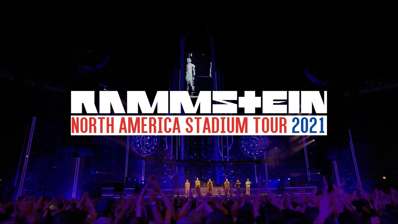 NORTH AMERICA STADIUM TOUR RESCHEDULED TO 2021!