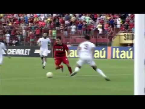 Sport 2 x 1 Fluminense Melhores Momentos - Brasileirão