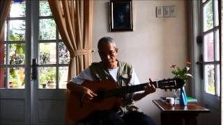 Lời Mẹ Ru (NS. TCS) - minhduc mộc mạc guitar