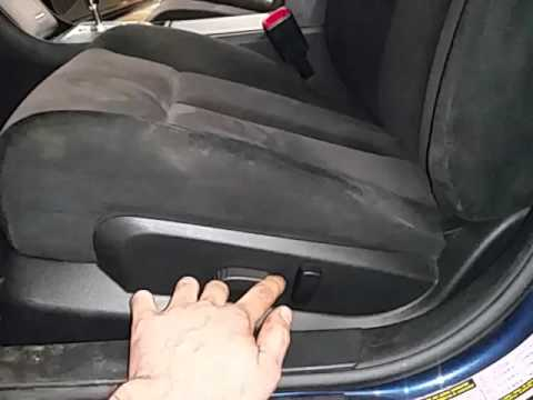 cc0147 2009 nissan altima driver side front seat youtube Cars with Power Passenger Seats cc0147 2009 nissan altima driver side front seat