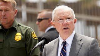 Trump renews attacks on Sessions
