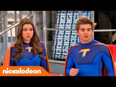 Грозная семейка | Финальное испытание | Nickelodeon Россия