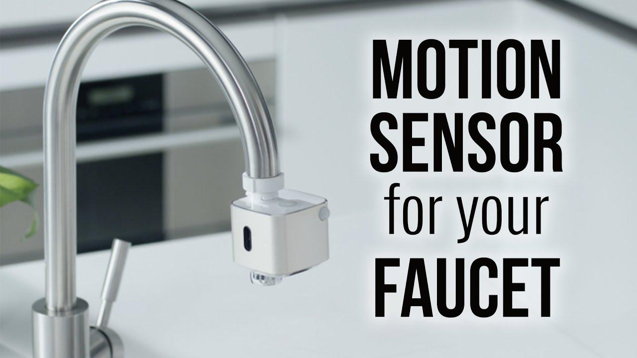techo autowater faucet motion sensor
