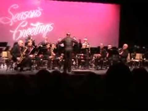 Jingle Bell Rock w/DWFB Jazz Band Seasons of Change