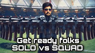 Solo vs Squad Rush Game Play in Telugu || M416 Glacier Upgrade || Stream No:90 || Heros Gaming