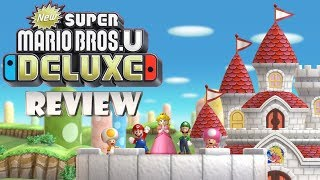 New Super Mario Bros. U Deluxe (Switch) Review (Video Game Video Review)