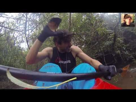 Kayaking To The Source Of The River Thames! (Short Version)