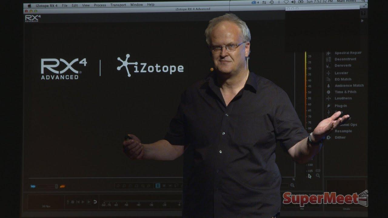 Izotope Premiere Plugin