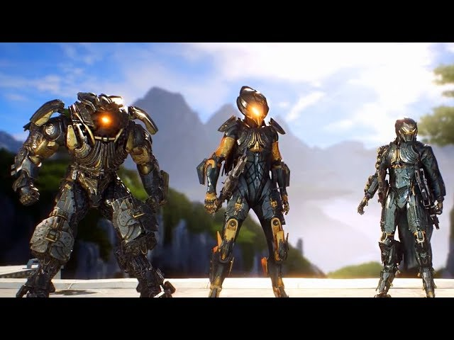 Video Anthem New Gameplay Strongholds And Interceptor Javelin Updates