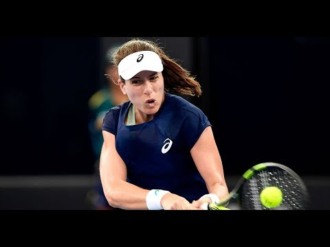 British No 1 Johanna Konta will face American Madison Brengle in the first round of the