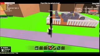 ROBLOX : Age of Rocraft - the best gear of the game (exclude game pass)