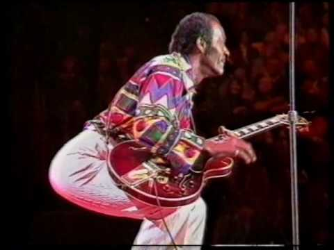Let It Rock ~~~ Chuck Berry ~~~ Melbourne 1989