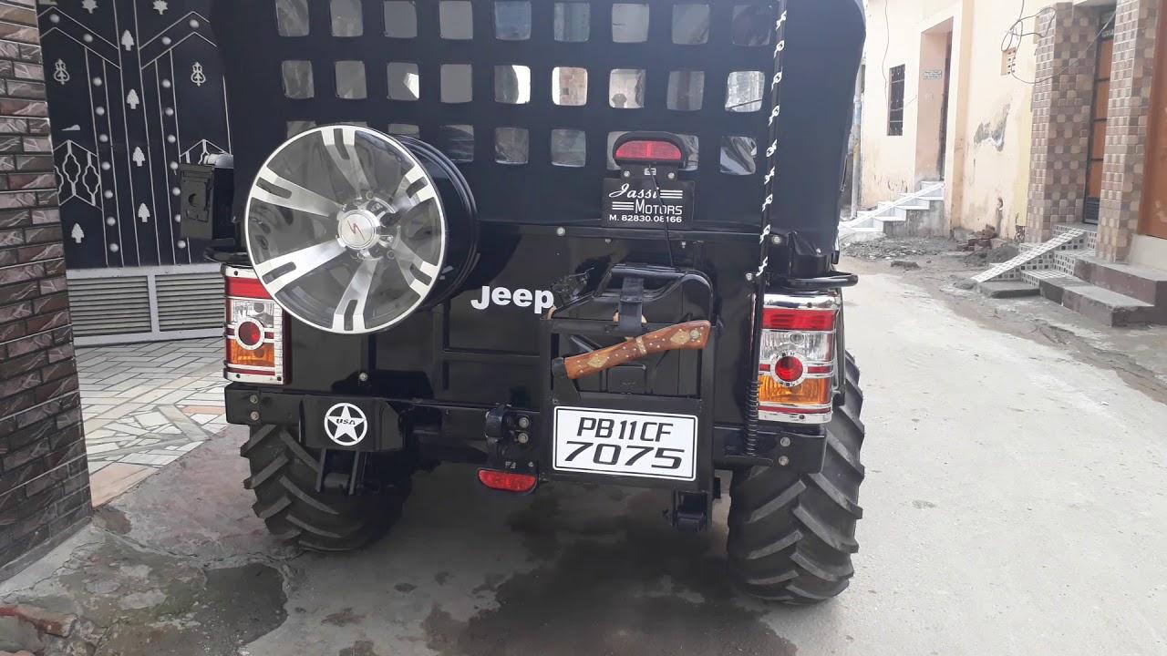 Landi Jeep In Moga Www Pixshark Com Images Galleries
