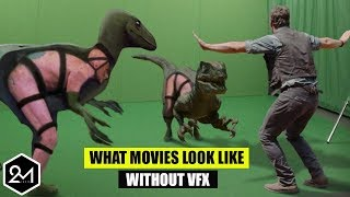 10 Hollywood Movies You Won't Recognize Without Their VFX