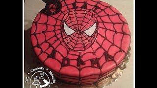 Spider-Man cake / TORT ZE SPIDER-MANEM SPIDERMAN SPIDER-MAN