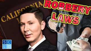 "Penal Code 211 - California ""Robbery"" Law"