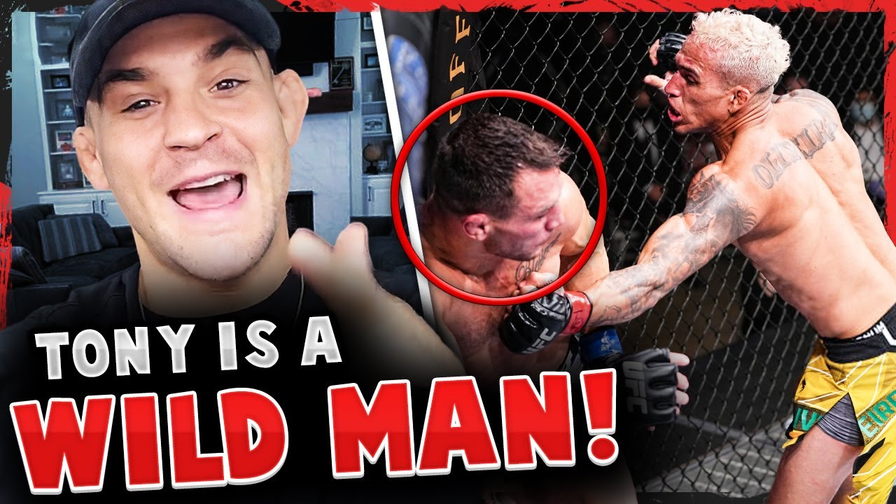 Reactions to the INSANE comeback TKO in Charles Oliveira vs Michael Chandler, Tony Ferguson, UFC 262