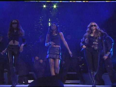 Destiny's Child - Lose my breath & Soldier (Live NBA All Stars 2005 HQ)