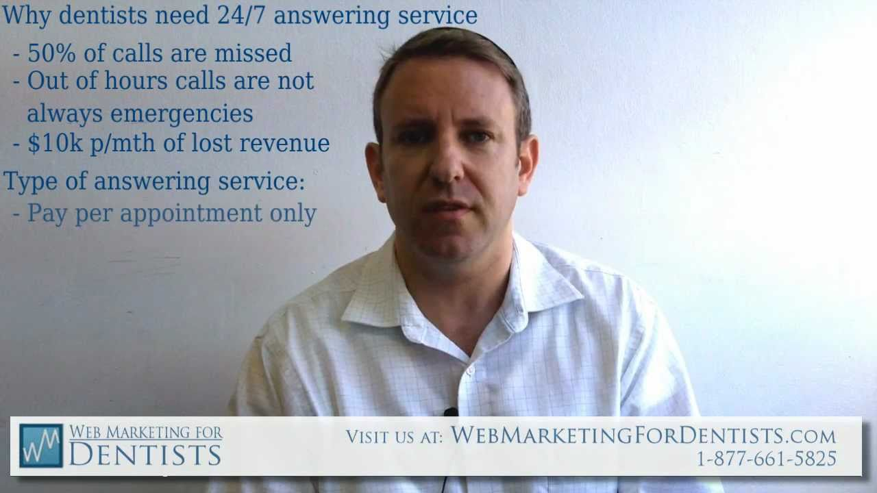 24/7 Answering Service For Your Practice | Web Marketing For ...