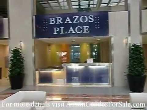 Brazos Place Condos Lobby (1 of 4)