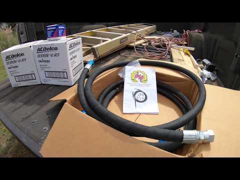Replacing Allison 1000 Transmission Lines With DEVIANT RACE PARTS