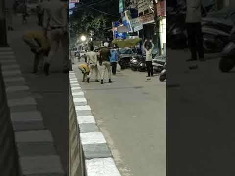 Lockdown In Shakurpur