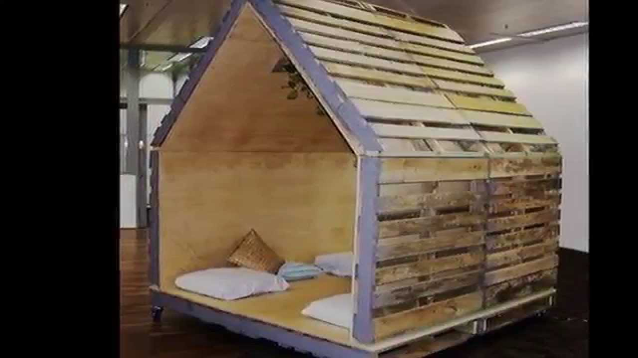 The 30 best pallet furniture ideas for your bedroom - YouTube on Pallet Ideas For Bedroom  id=23916