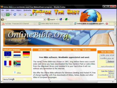Best Free Bible Software