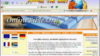Best Free Bible Software