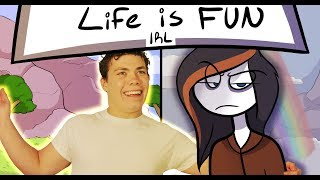 Just don't think about it to much ;)i'm simply a fan who wanted make something fun!i do not own this song is property of theodd1sout, boyinaband, and j...