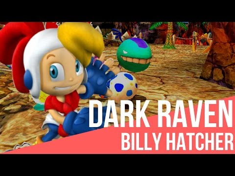 Billy Hatcher and the Giant Egg: final boss + credits