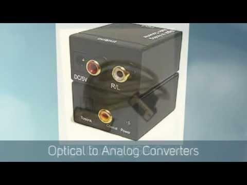 HDMI VGA Optical Audio Cables Vancouver Surrey Burnaby