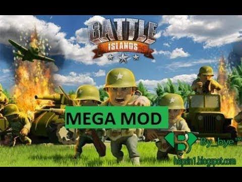 Battle Islands 5.0.2 | MEGA MOD - Android