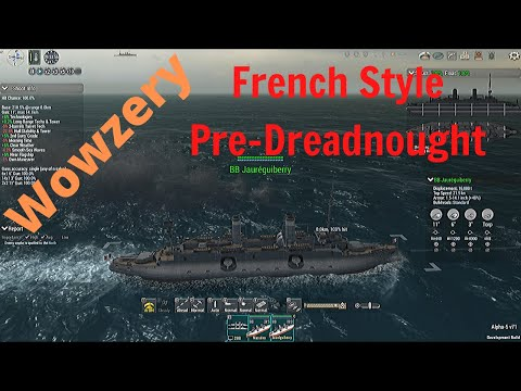 French Style Pre-Dreadnought - Ultimate Admiral: Dreadnoughts