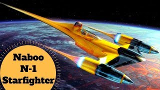 The Naboo Starfighter! - N-1 Royal Naboo Starfighter -Star Wars Ships & Vehicle Lore Explained
