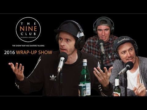 2016 Wrap-Up Show | The Nine Club With Chris Roberts - SPECIAL