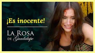 La Rosa de Guadalupe: ¡Marbella a punto de ser linchada!   El objeto del deseo