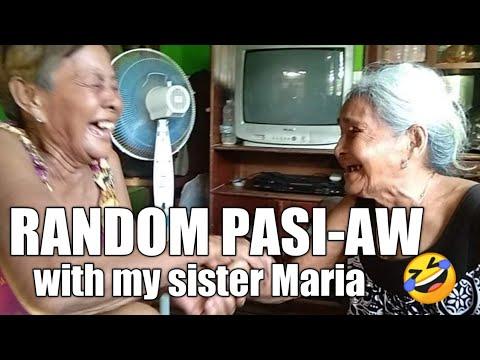 Download VLOG #30 : RANDOM PASI-AW WITH MY SISTER MARIA