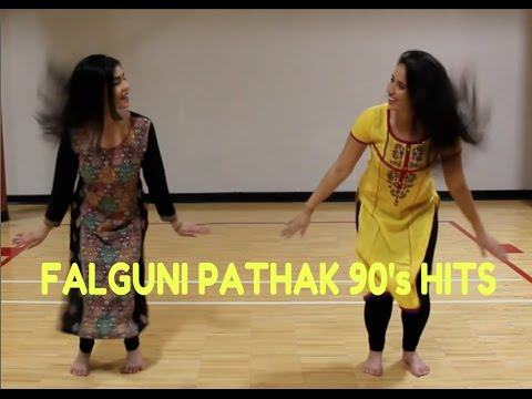 @aka naach - Falguni Pathak Hits: Yaad Piya Ki Aane Lagi Dance + Meri Chunar Udd Udd Jaye Dance