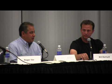 Bitcoin 2013 conference-Panel: International Business-Shrem, Ver, Shore, Barhydt, Safahi, Lingham