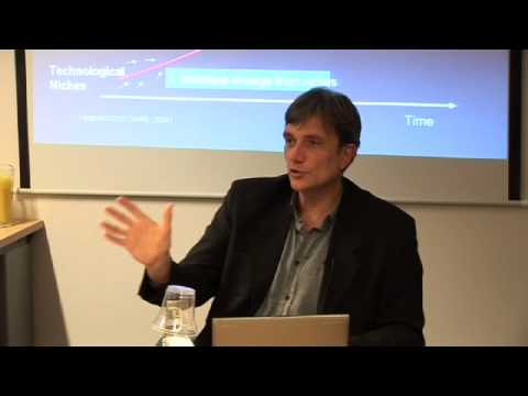 Tim Dixon: urban development to 2050 -- complex transitions in the built environment of cities