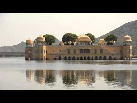 Jaipur, India, Jal Mahal, Water Palace