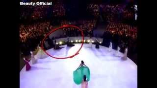 Fantasma de María José en Miss Mundo